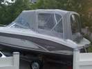 Kapell: Sea Ray 230OV Softtop+A-kapell XL